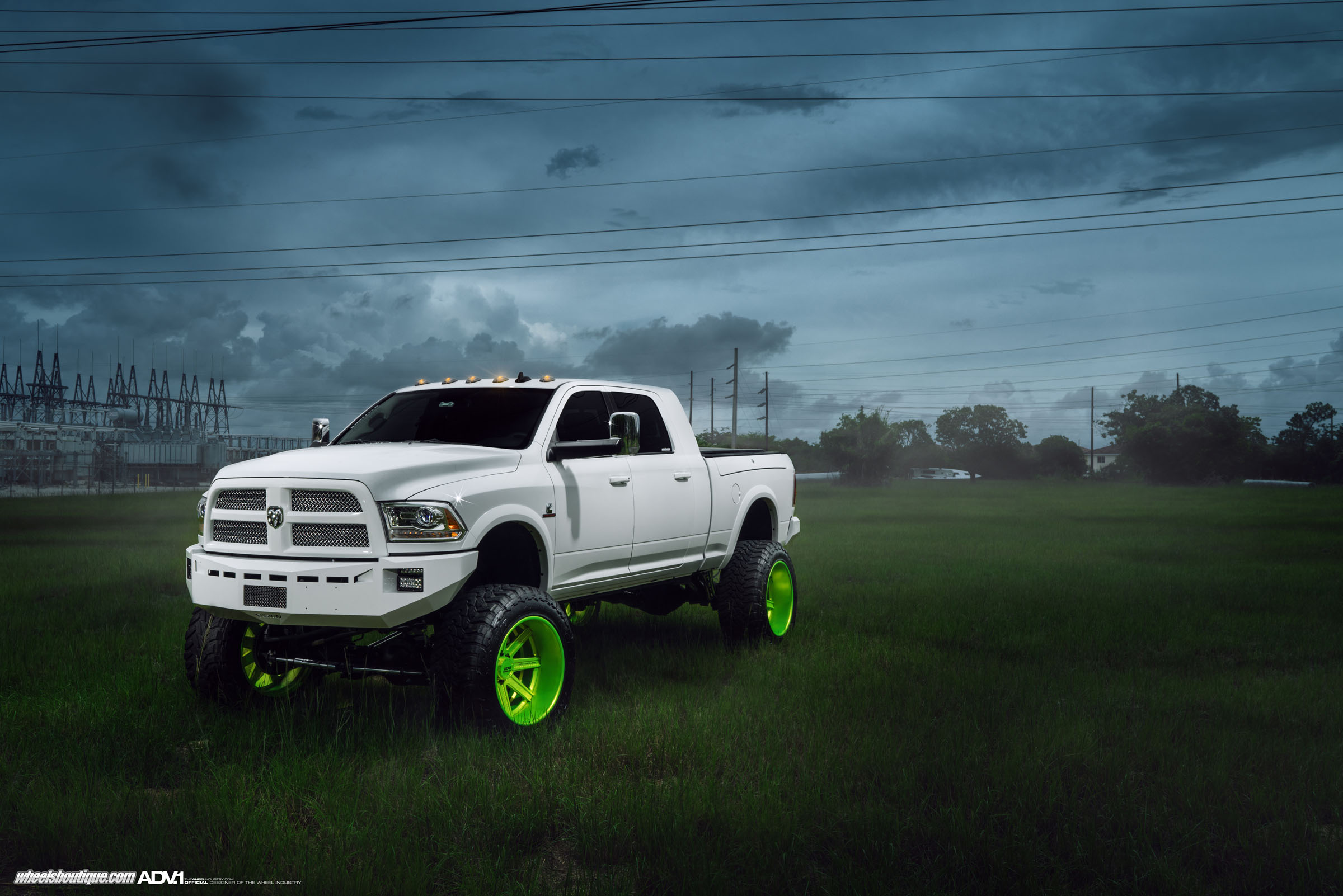 ADV1-dodge-Ram-2500-hd-rims-Lifted-cummins-4x4-forged-K